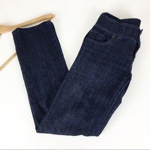 CAbi Jeans Straight Leg Size 2